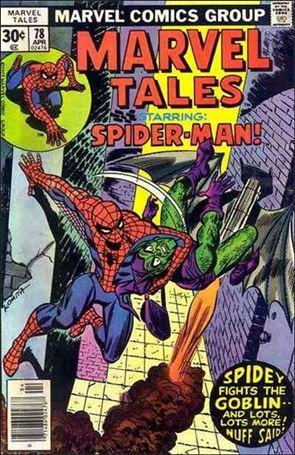 Marvel Tales (1966) 78-A