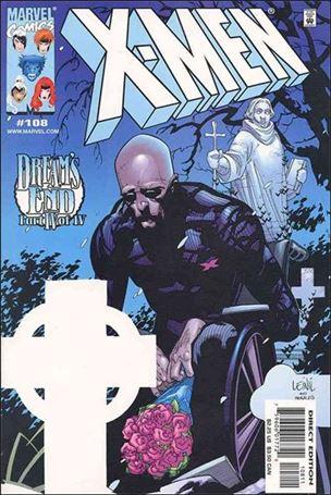 X-Men (1991) 108-A