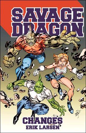 Savage Dragon: Changes nn-A