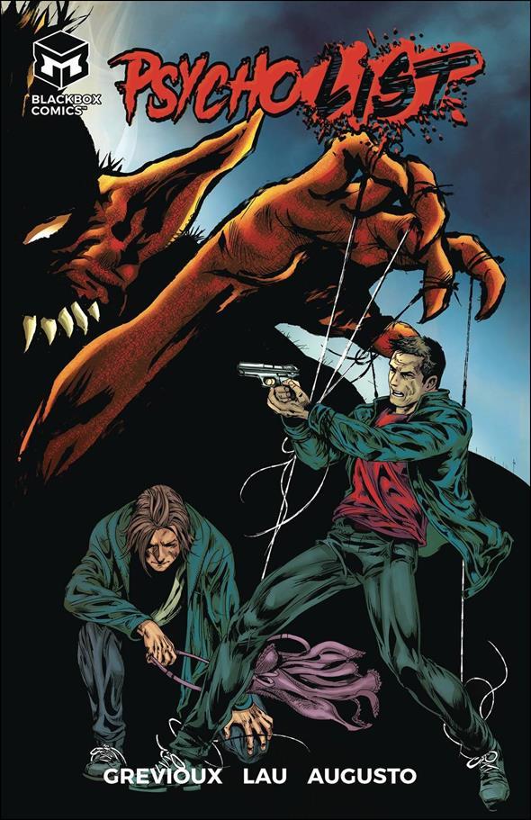 Psycho List 1-A by Blackbox Comics