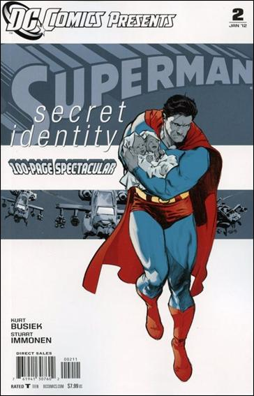 DC Comics Presents Superman Secret Identity 2-A by DC