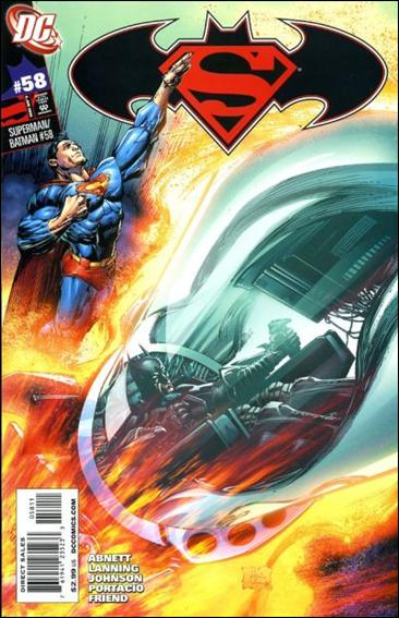 Superman/Batman 58-A by DC