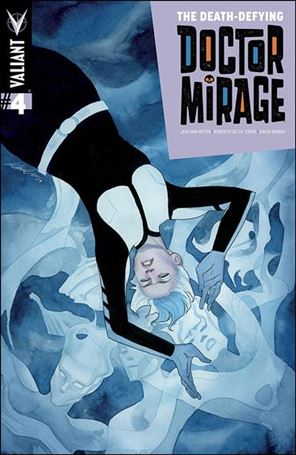 Death-Defying Doctor Mirage 4-A
