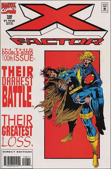 X-Factor (1986) 100-B by Marvel