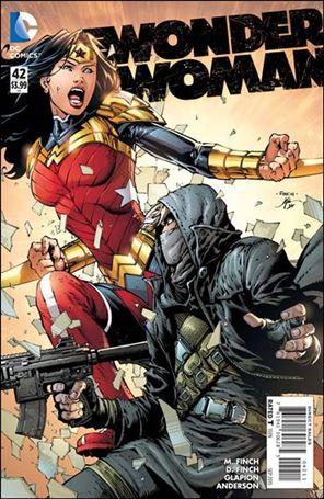 Wonder Woman (2011) 42-A