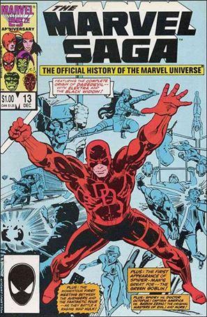 Marvel Saga 13-A