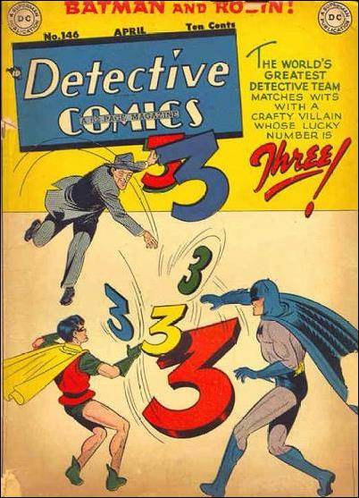 Detective Comics (1937) 146-A by DC
