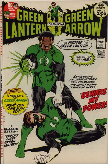 Green Lantern (1960) 87-A by DC
