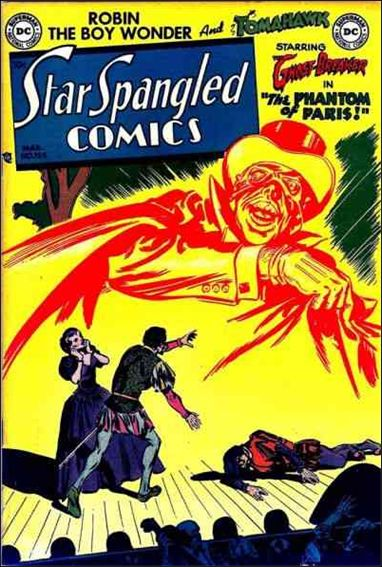 Star Spangled Comics (1941) 126-A by DC