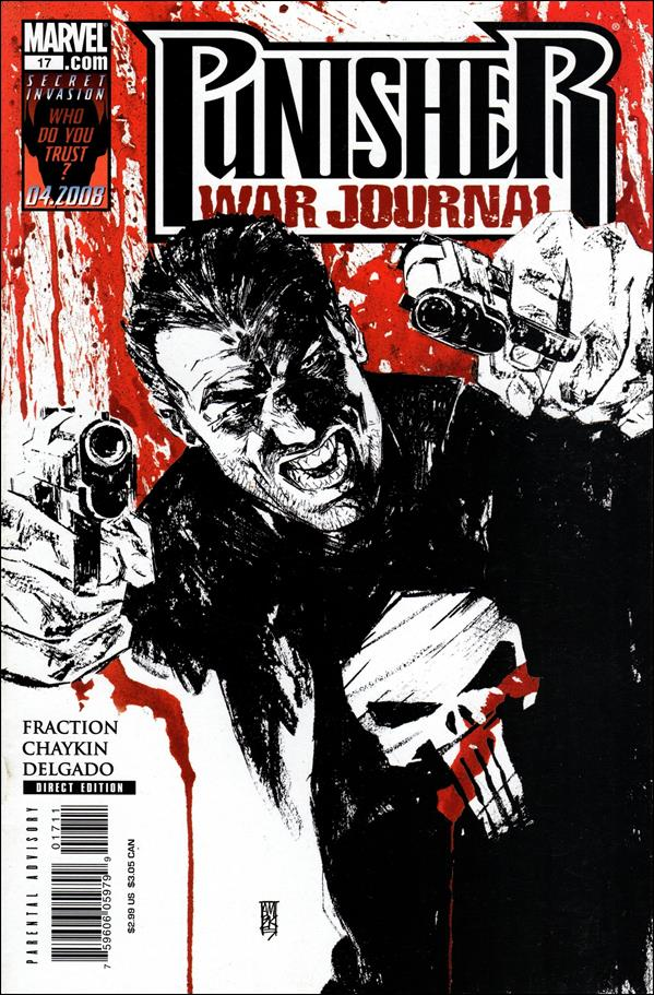 Punisher War Journal (2006) 17-A by Marvel