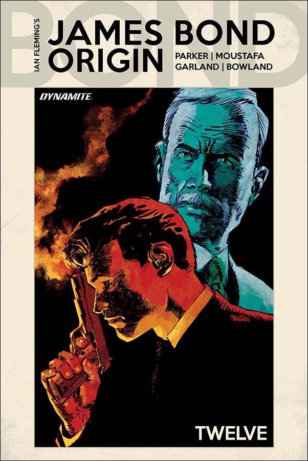 James Bond: Origin 12-A by Dynamite Entertainment