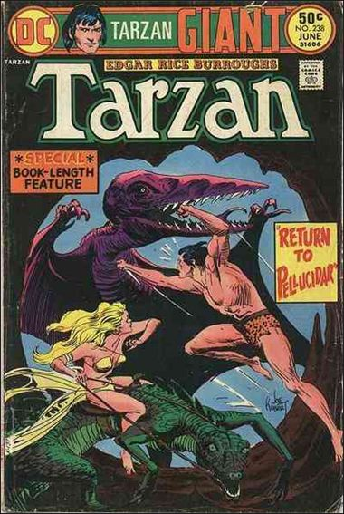 Tarzan (1972) 238-A by DC