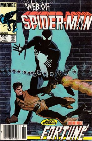 Web of Spider-Man (1985) 10-A