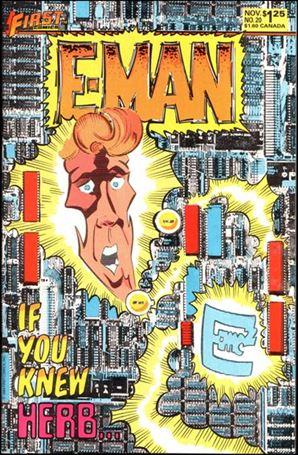 E-Man (1983) 20-A
