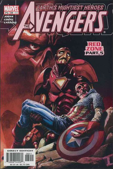 Avengers (1998) 69-A by Marvel