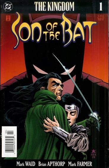 Kingdom: Son of the Bat 1-A by DC