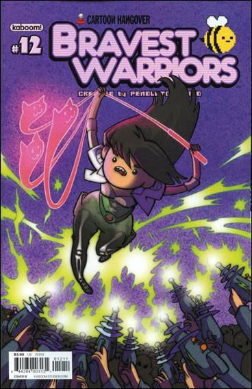 Bravest Warriors 12-B by Kaboom!