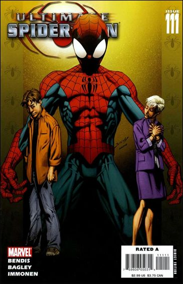 Ultimate Spider-Man (2000) 111-B by Marvel