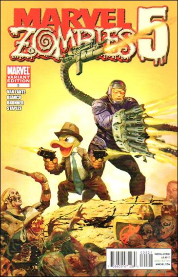 Marvel Zombies 5 5-B by Marvel