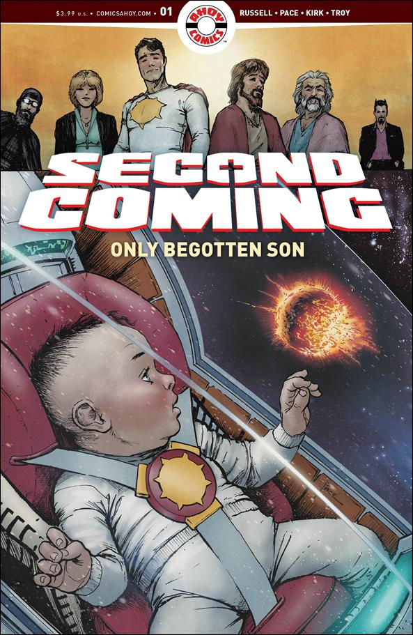Second Coming: Only Begotten Son 1-A by AfterShock