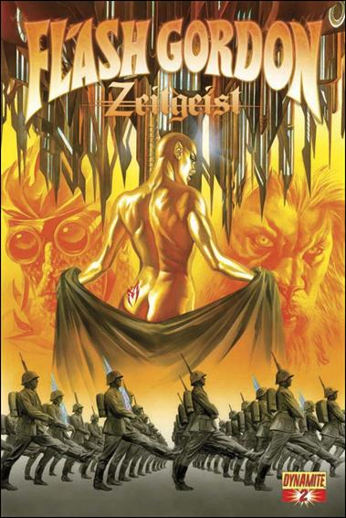 Flash Gordon: Zeitgeist 2-A by Dynamite Entertainment