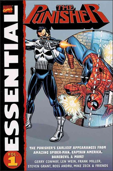 Essential Punisher 1-A by Marvel