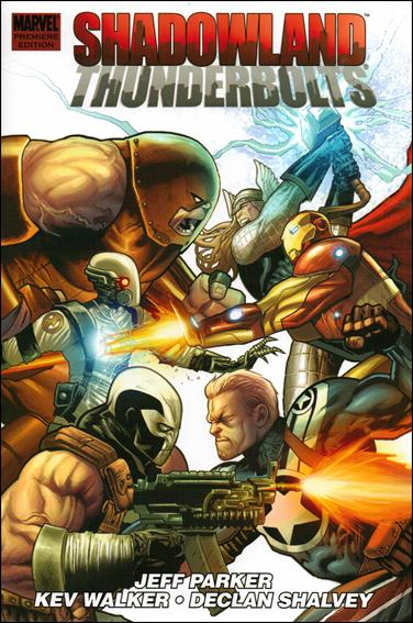 Shadowland: Thunderbolts 1-A by Marvel