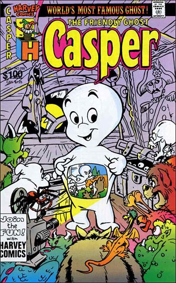 Friendly Ghost, Casper 255-A by Harvey