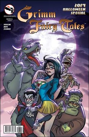 Grimm Fairy Tales: Halloween Special 2014-D