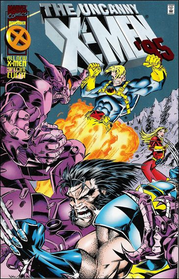 Uncanny X-Men Annual (1970) '1995'-A by Marvel
