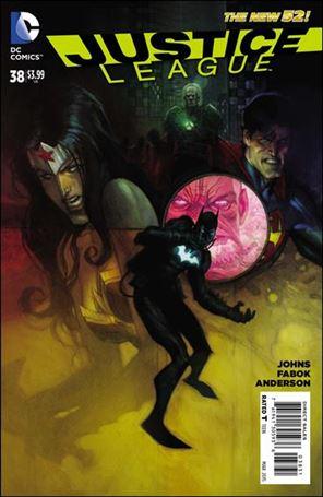 Justice League (2011) 38-E
