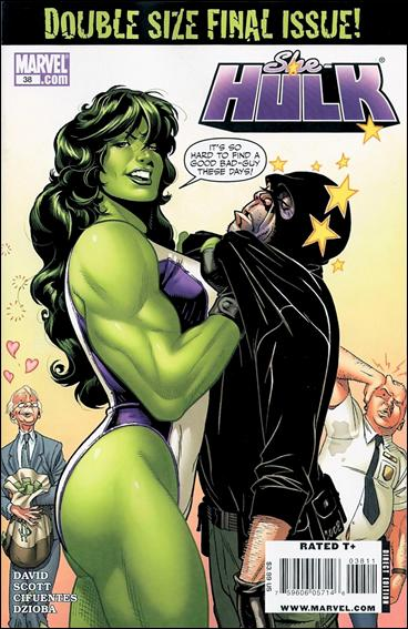 She-Hulk (2005) 38-A by Marvel