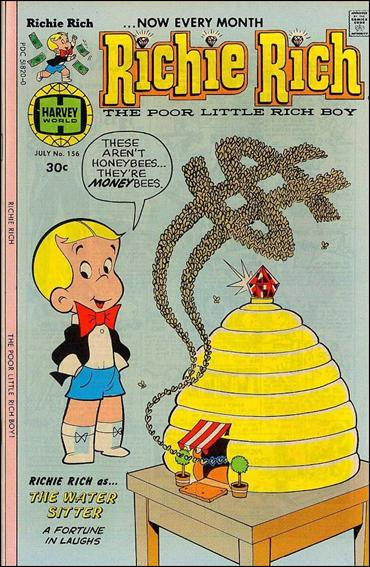 Richie Rich (1960) 156-A by Harvey