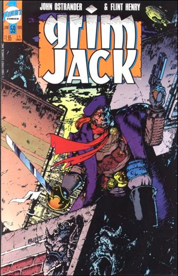Grimjack 59-A by First