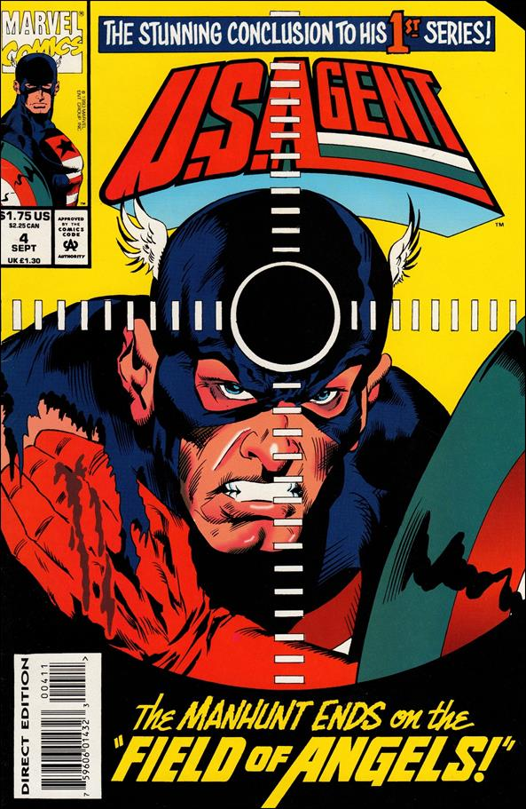 U.S.Agent (1993) 4-A by Marvel