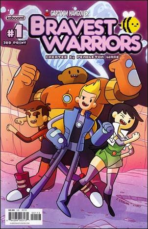 Bravest Warriors 1-J by Kaboom!