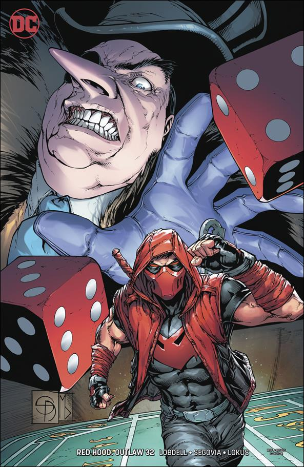 Red Hood: Outlaw 32-B by DC