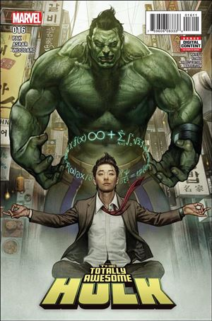 Totally Awesome Hulk 16-A