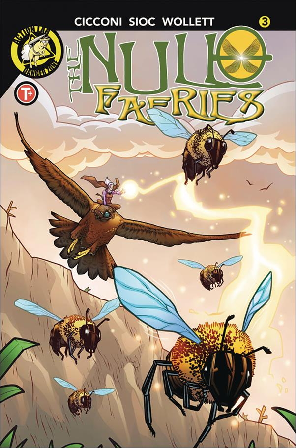 Null Faeries 3-A by Action Lab: Danger Zone