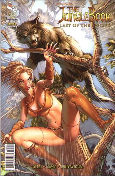 Grimm Fairy Tales Presents The Jungle Book: Last of the Species 3-A by Zenescope Entertainment