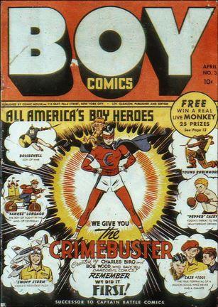 Boy Comics 3-A