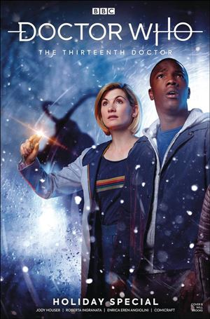 Doctor Who: The Thirteenth Doctor Holiday Special 1-B