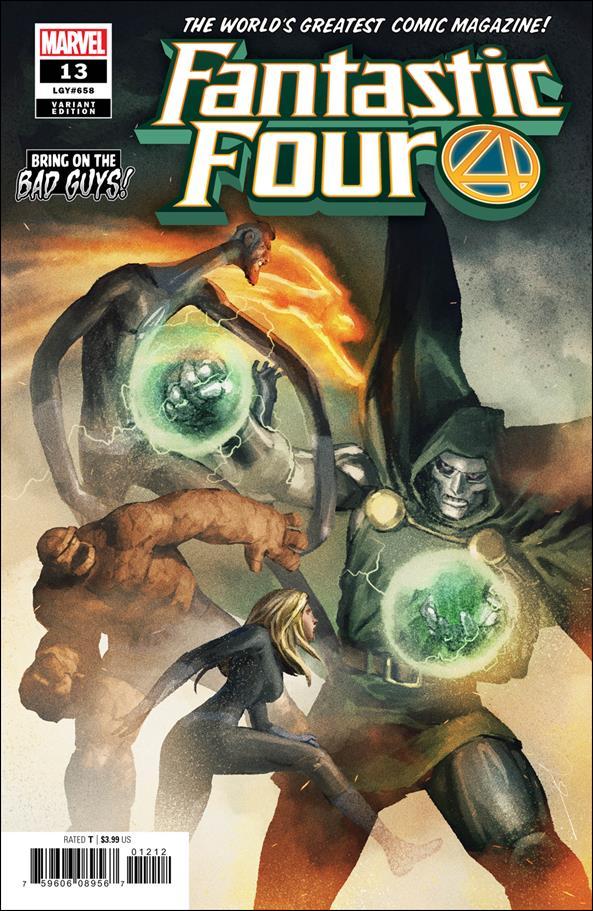 Fantastic Four (2018) 13-B by Marvel