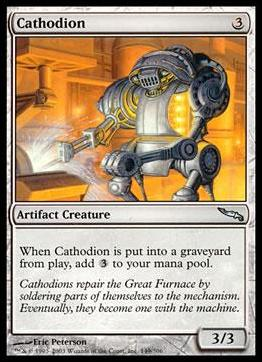 Magic the Gathering: Mirrodin (Base Set)149-A by Wizards of the Coast