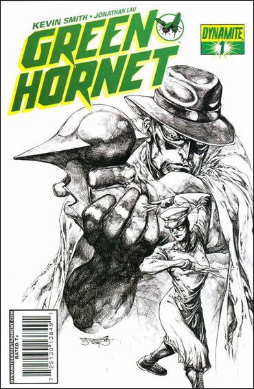 Green Hornet (2010) 1-E by Dynamite Entertainment
