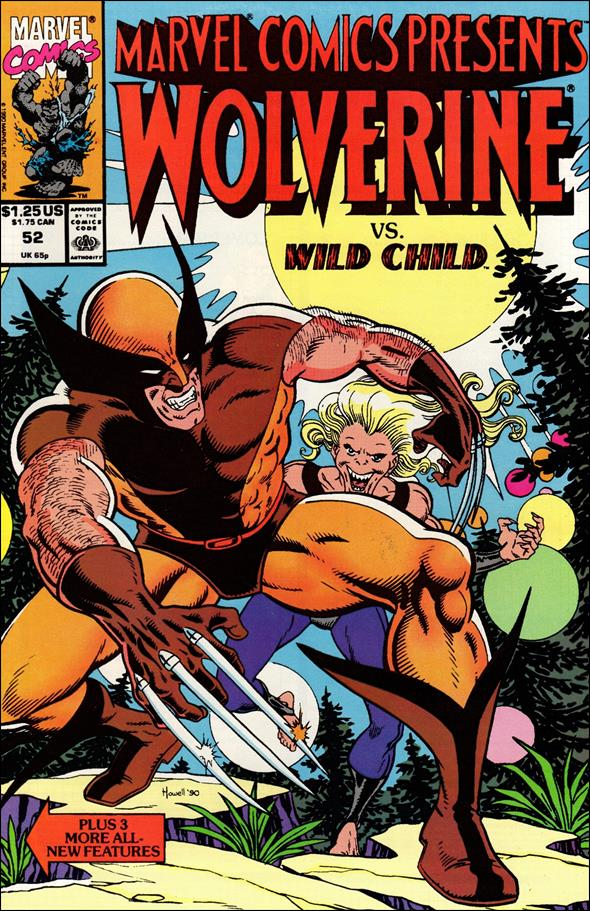 Marvel Comics Presents (1988) 52-A by Marvel