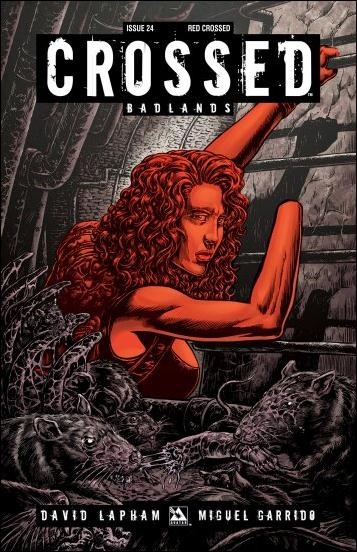 Crossed: Badlands 24-D by Avatar Press