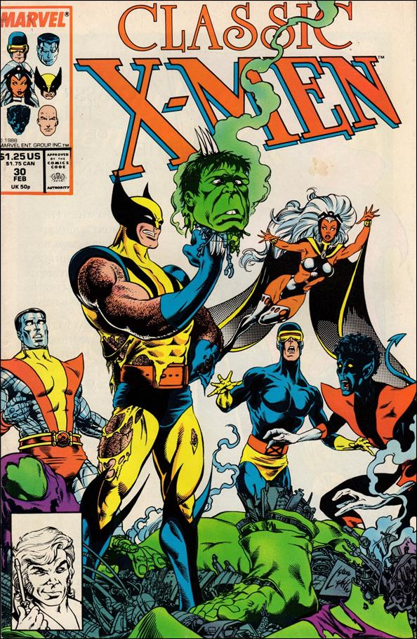 Classic X-Men 30-A by Marvel