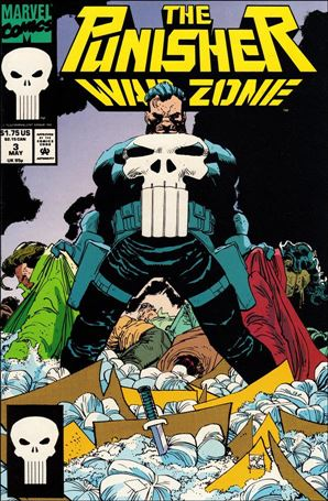 Punisher: War Zone (1992) 3-A