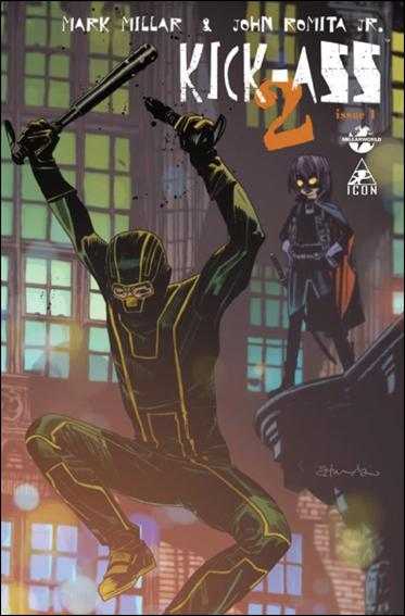 Kick-Ass 2 1-B by Icon